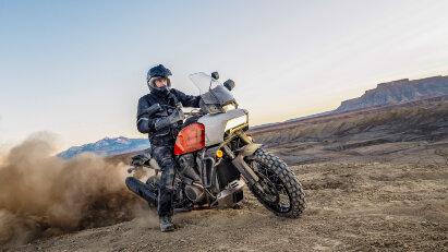 Harley-Davidson stellt Adventure Bike Pan America 1250 vor