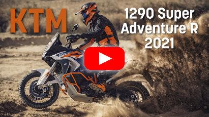 KTM 1290 Super Adventure R 2021: Reiseenduro mit Offroad-Genen