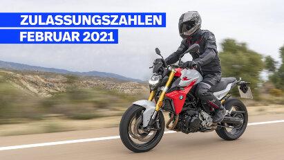 Zulassungszahlen: Februar 2021