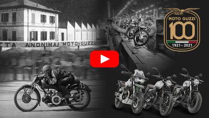 100 Jahre Moto Guzzi