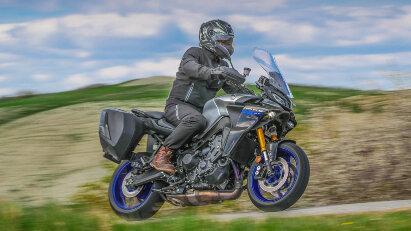 Erstvorstellung Yamaha Tracer 9 & Tracer 9 GT