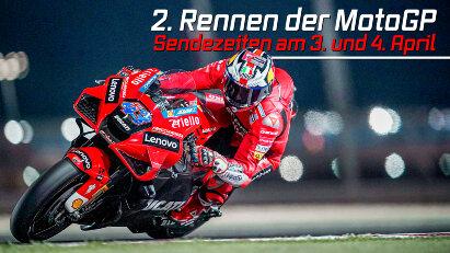 MotoGP: TISSOT Grand Prix of Doha vom 03. bis 04.04.2021