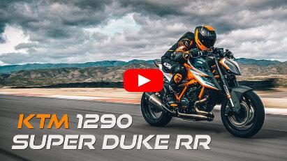 KTM 1290 Super Duke RR: limitiertes Sondermodell