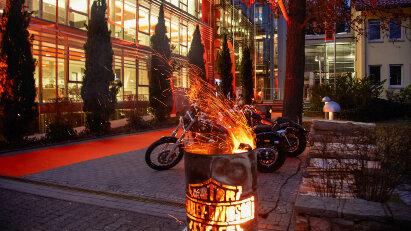 40 Jahre Harley-Davidson GmbH in Deutschland