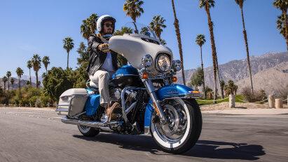 Harley-Davidson Icons Collection: Limitierte Auflage der Electra Glide