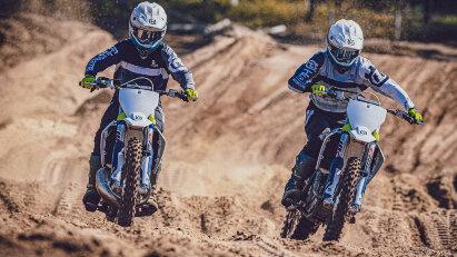 Husqvarna Motocross-Modelle 2022
