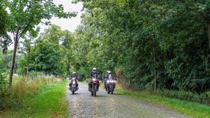Natürlich hat auch der Nordosten Deutschlands für Motorradfahrer einen gewissen Reiz.