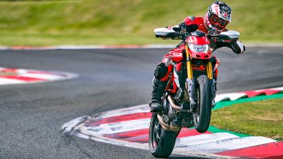 Ducati Hypermotard 950 und 950 SP mit neuen Lackierungen und Euro-5-Update