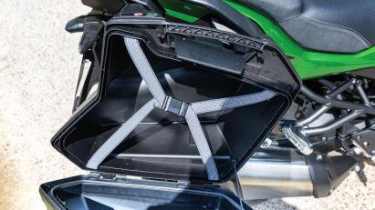 Kawasaki Versys 1000 SE GT Seitenkoffer