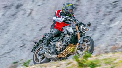 Rang 4: Honda CB650R Neo Sports Café