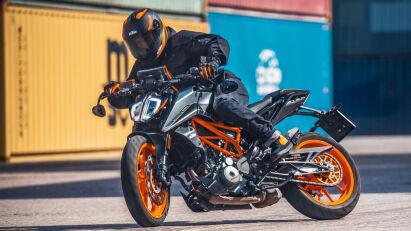 Rang 10: KTM 390 Duke