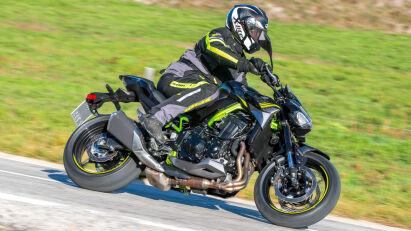 Rang 2: Kawasaki Z900