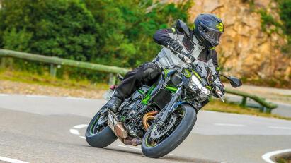 Rang 3: Kawasaki Z650