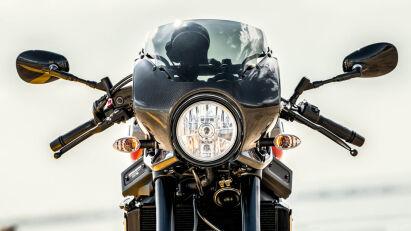Yamaha XSR900 Abarth Front