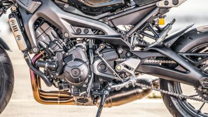 Yamaha XSR900 Abarth Motor