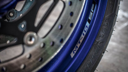 Yamaha MT-10 SP Reifen
