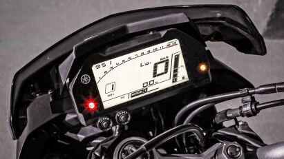 Yamaha MT-10 Display