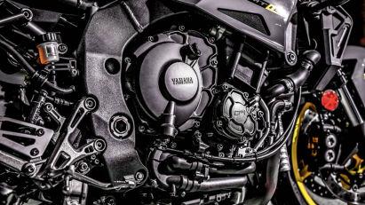 Yamaha MT-10 Motor