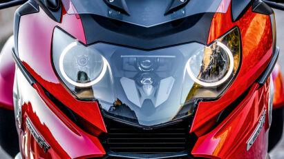 BMW K 1600 GT Front