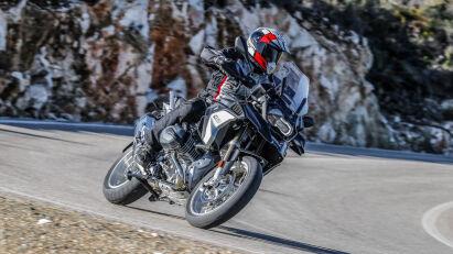 BMW R 1200 GS Fahrbild