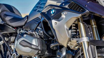 BMW R 1200 GS Seitenverkleidung