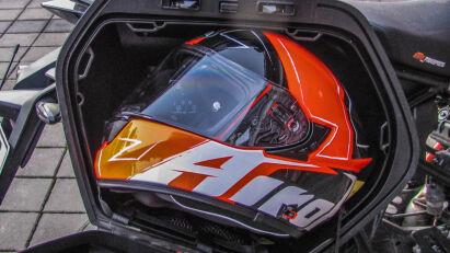 KTM 1290 Super Duke GT Seitenkoffer