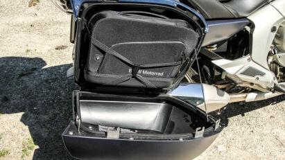 BMW K 1600 GTL Seitenkoffer
