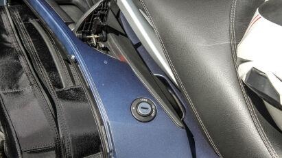 BMW K 1600 GTL Karosseriefächer