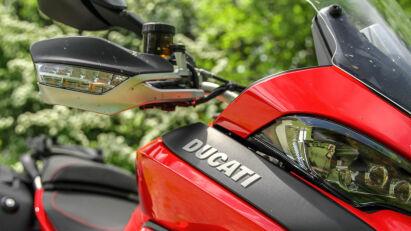 Ducati Multistrada 1200 S Rückspiegel