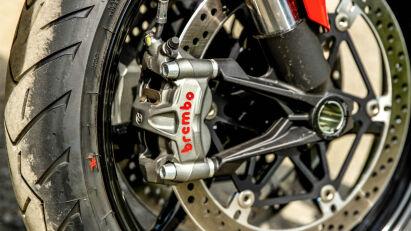 Ducati Multistrada 1200 S Bremse