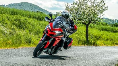 Ducati Multistrada 1200 S Fahrbild