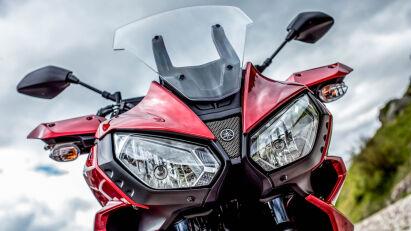 Yamaha Tracer 700 Front