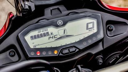 Yamaha Tracer 700 Cockpit