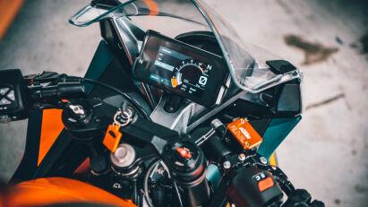 KTM RC Cockpit