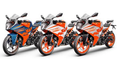KTM RC Modelle