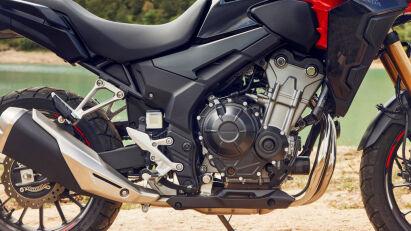 Honda 500-ccm-Motor