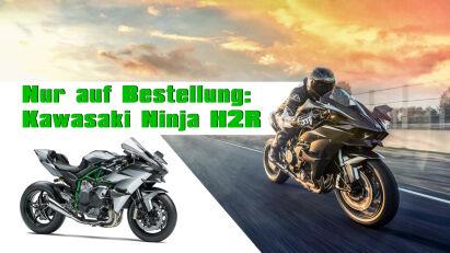 Nur auf Bestellung: Kawasaki Ninja H2R