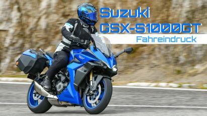 Schon gefahren – Ersteindruck Suzuki GSX-S1000GT
