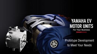 Yamaha veröffentlicht Video zu kompakten Elektro-Motoren für Motorräder
