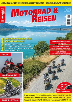 Motorrad & Reisen Motorradmagazin