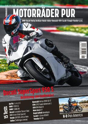 Motorräder PUR Motorradmagazin