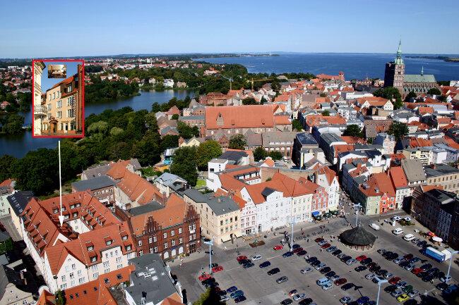 Hotel Altstadt Zur Post Stralsund