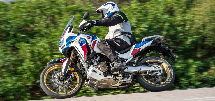 Honda CRF1100L Africa Twin & Africa Twin Adventure Sports 2020