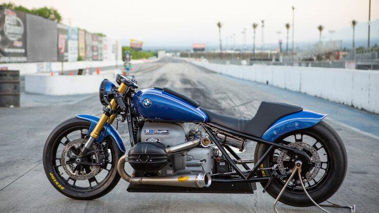 R 18 Dragster - präsentiert von BMW Motorrad und Roland Sands
