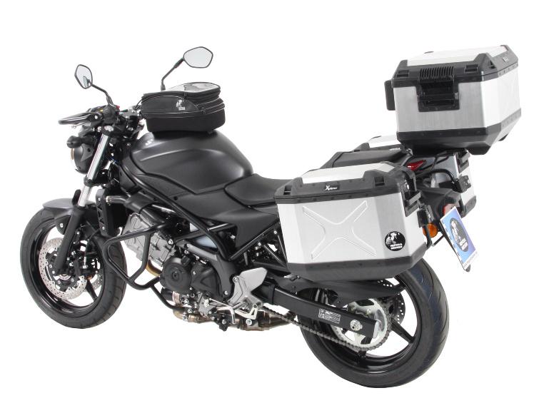 suzuki sv 650 zubeh r von hepco becker motorrad. Black Bedroom Furniture Sets. Home Design Ideas