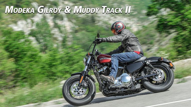 Modeka Gilroy & Muddy Track II