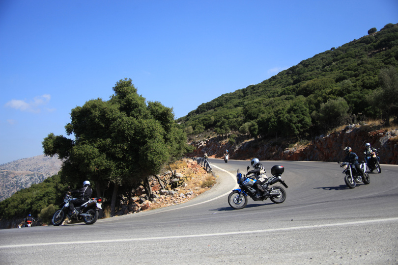 Motorradreise Kreta All In Moto-Week - ohne Tourguide - Eigenanreise