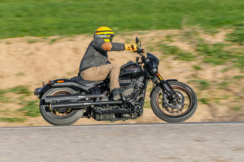 H-D Low Rider S