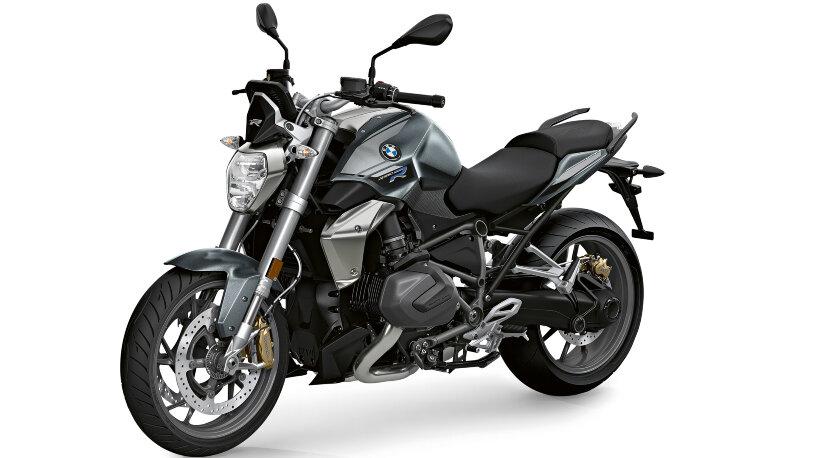 BMW R 1250 R Mineralgrau metallic Modelljahr 2021