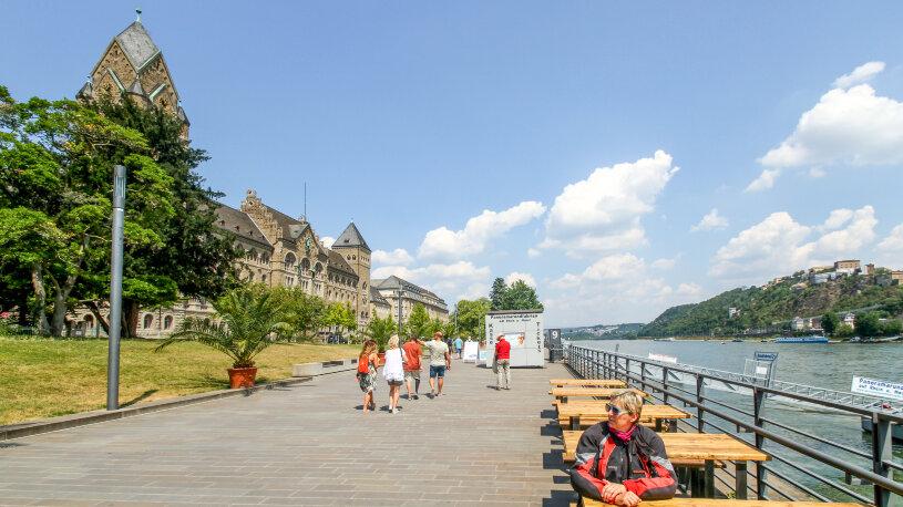 Motorradtour Koblenz